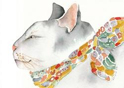 Art: 'CHAZ' by Artist Gretchen Del Rio