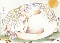 Art: 'ELFIN CAT' by Artist Gretchen Del Rio
