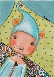 Art: Sleepy Time by Artist Sherry Key