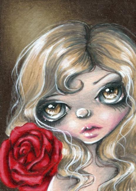 Art: Briar Rose by Artist Sour Taffy