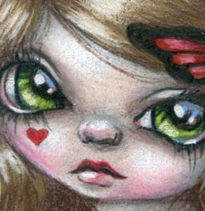 Detail Image for art Molly Doll