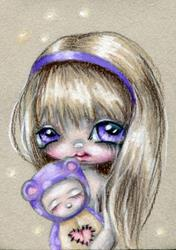 Art: Baby Cakes by Artist Sour Taffy