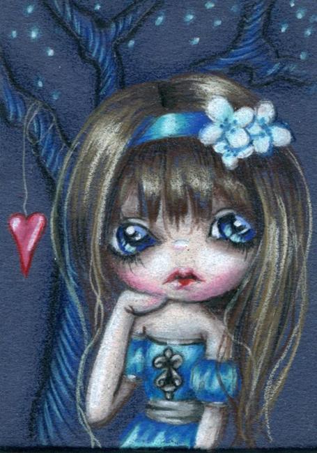 Art: Clarissa by Artist Sour Taffy