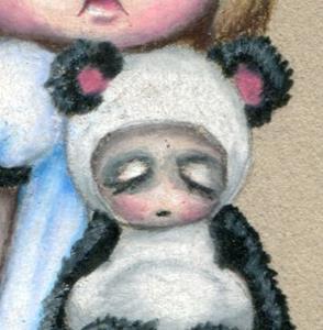 Detail Image for art Polly Panda