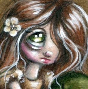 Detail Image for art Closet Monster