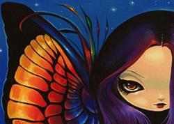 Art: Rainbow Wings by Artist Nico Niemi