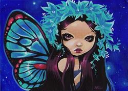 Art: Night Blossom by Artist Nico Niemi