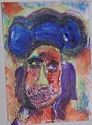 Art: el matador by Artist Nancy Denommee