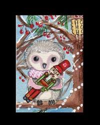 Art: lola's nutcracker prince by Artist Betty Stoumbos