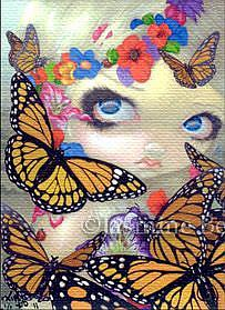 Art: Tara ACE by Artist Jasmine Ann Becket-Griffith