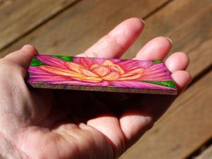 Detail Image for art Lotus  (SOLD)