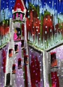 Detail Image for art Molly & the Snow Princess