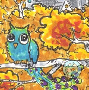 Detail Image for art Autumn Castle