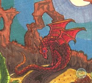 Detail Image for art Desert Moon