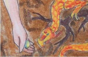 Detail Image for art The Feeder