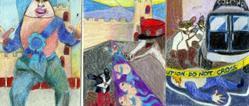Art: Humpty Dumpty - The True Story by Artist Judith A Brody