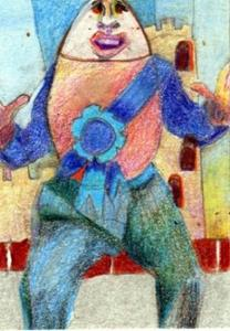 Detail Image for art Humpty Dumpty - The True Story