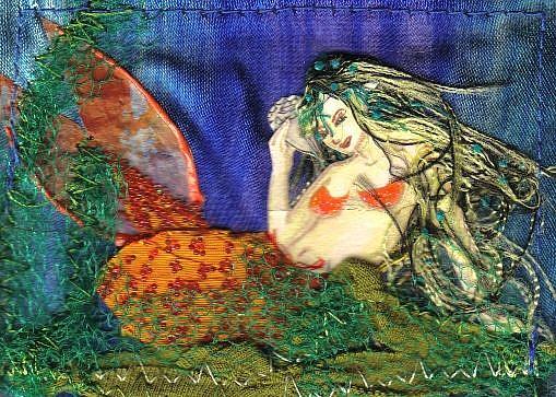 Art: Seashell Secrets by Artist Emily J White