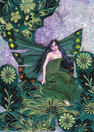 Art: In Hiding by Artist Emily J White