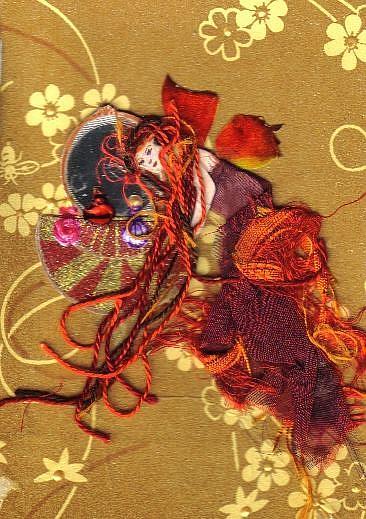 Art: Pretty Potions by Artist Emily J White