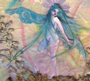 Detail Image for art Lavender Lady