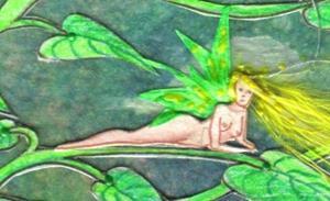Detail Image for art Sapphire Roses
