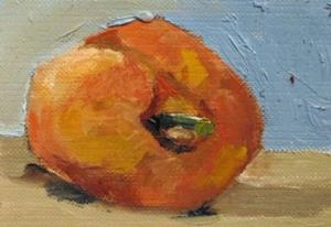 Detail Image for art Peach Aceo
