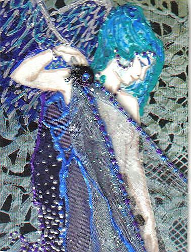 Art: Lacey #5 in Fae series by Artist Emily J White