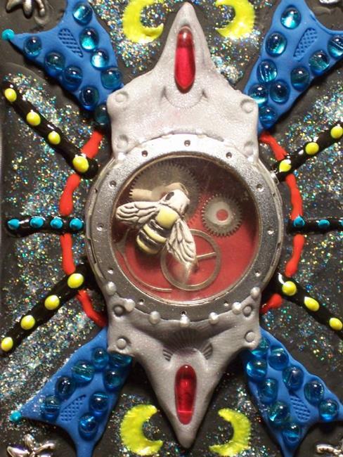 Art: Talisman by Artist Emily J White
