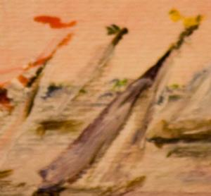 Detail Image for art Sail Boats-sold