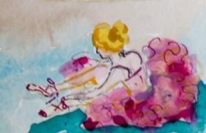 Detail Image for art Ballerina-sold
