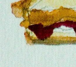 Detail Image for art Peanut Butter and Jelly Aceo-sold