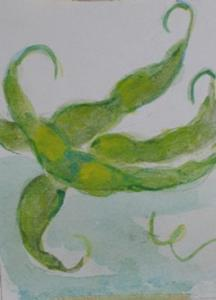 Detail Image for art Green Beans