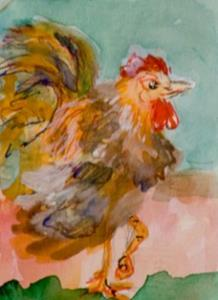 Detail Image for art Rooster