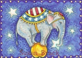 Art: STAR CATCHER by Artist Susan Brack