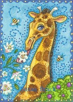 Art: DESSERT by Artist Susan Brack
