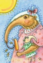 Art: SWEET ANNIE SUE by Artist Susan Brack