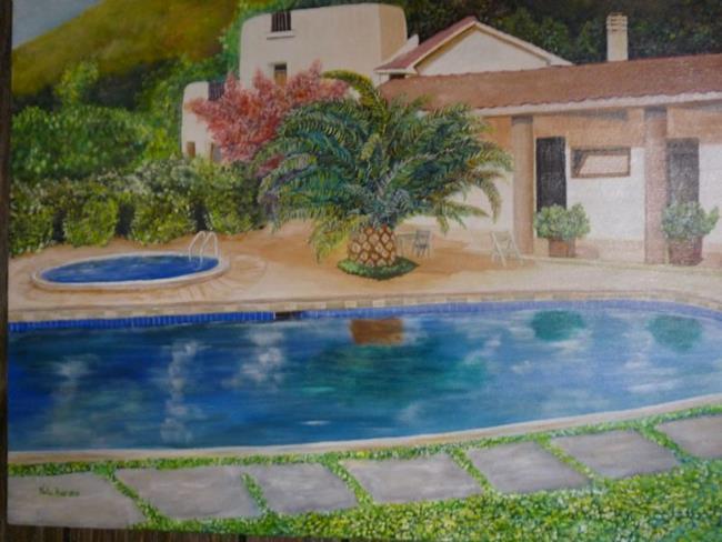 Art: Bella Italia by Artist Nata ArtistaDonna