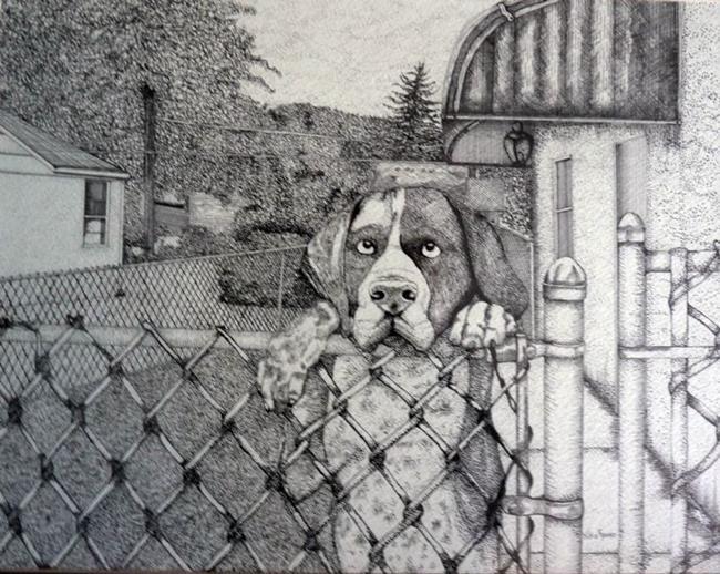 Art: Spotty by Artist Nata ArtistaDonna