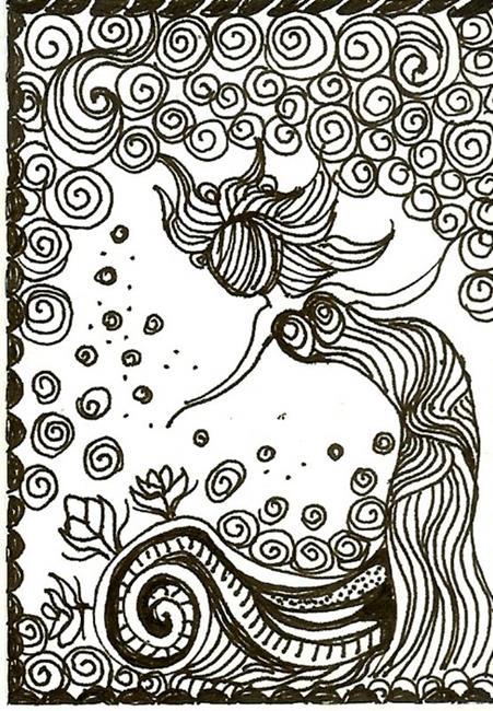 Art: Mother Nature by Artist Nata ArtistaDonna