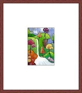 Detail Image for art WI-91 - Whisper Falls
