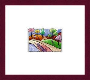 Detail Image for art WI-93 - The Secret path