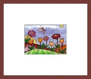 Detail Image for art WI-97 - The Flower Garden
