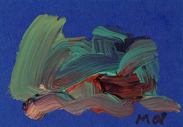 Art: FOR TRAINING by Artist Gabriele Maurus