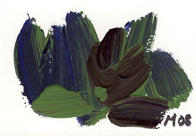 Art: WILD SPACE by Artist Gabriele Maurus