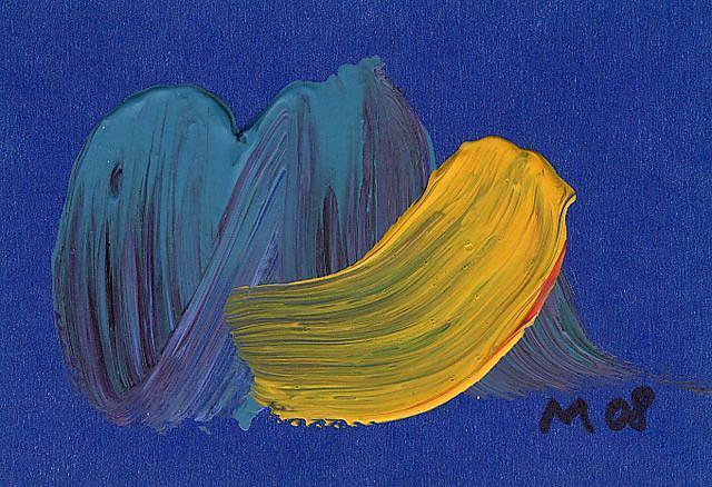 Art: EIN GARSTIG LIED by Artist Gabriele Maurus