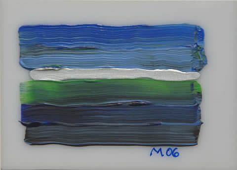 Art: VIEW TO A THRILL by Artist Gabriele Maurus