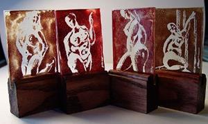 Detail Image for art Dancing Nude