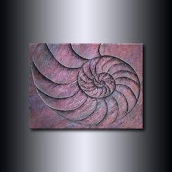 Art: Fibonacci by Artist Jacqueline Swann