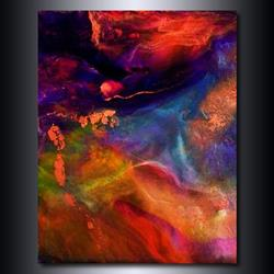 Art: Ethereal by Artist Jacqueline Swann